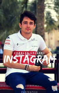 Instagram {Charles Leclerc} cover