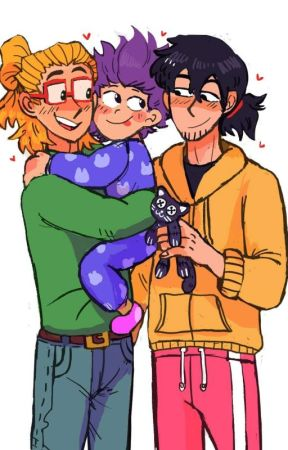 Snow Day (Erasermic/Shinson) by wiltedwaves