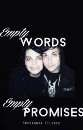 Empty Words, Empty Promises by supernova_silence