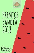 Premios Sandía 2018 by Editorial_Sandia