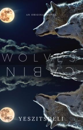 Wolves Cabin by YesItsDeli