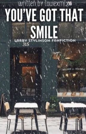 You've got that smile || Larry Stylinson by louiexmlx