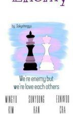 Enemy : (Mingyu Seventeen) √√ by Sskyshingyu