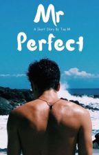 Mr Perfect   ✔️ by tayxwriter