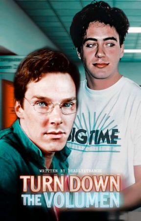 Turn Down The Volume「 𝐈𝐫𝐨𝐧𝐬𝐭𝐫𝐚𝐧𝐠𝐞 」 by deadlystrange