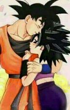 Goku x Caulifla by user06246202