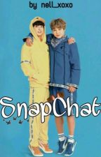 snapchat// jikook by nell_xoxo