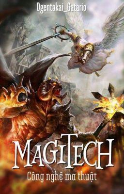 Magitech-Công nghệ ma thuật