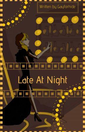 Late At Night {Kanehide} by gayforhide
