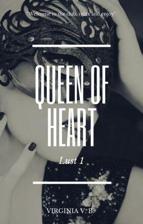 QUEEN OF HEART by kynkya