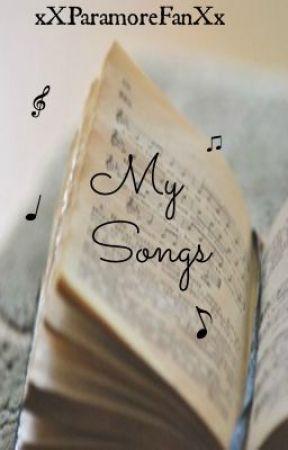My Songs <3 by BlackRider19