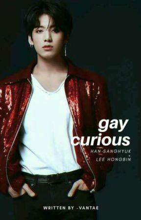 gay curious + hyukbin by -vantae