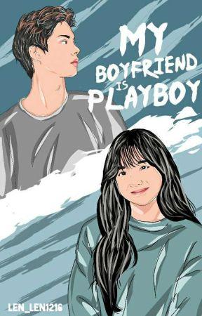 My Boyfriend Is Playboy  by Len_len1216