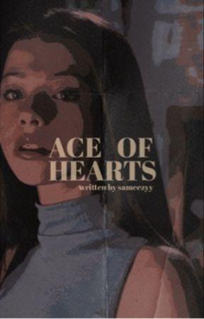 ACE OF HEARTS ( mike wheeler! ) by sameezyy