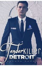 Tender Killer: DETROIT BECOME HUMAN   Choose YOUR Ending  by bluemerry_berry