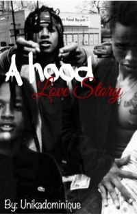 A Hood Love Story cover