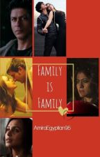 Family is Family 1 by AmiraEgyptian95