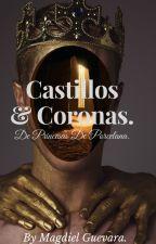 """""""Castillos y Coronas """" de Princesas de Porcelana by MagdielGuevara777"""