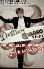Destiny Gumiho Season 1&2 →Park Jisung Nct by putychoco