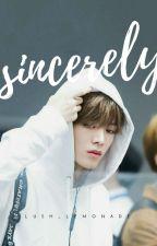 Sincerely | NCT Yuta by lush_lemonade