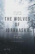 The Wolves of Jorrvaskr by MetalGearMoo
