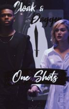 Cloak and Dagger One Shots by sparrowscaribbean