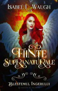 Ființe Supranaturale: Blestemul Îngerului [GXG] cover