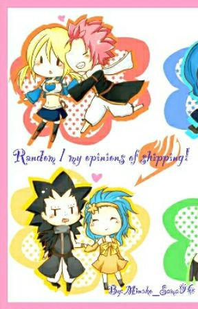 Random / My Opinions Of Shipping!! by Minako_Sama96