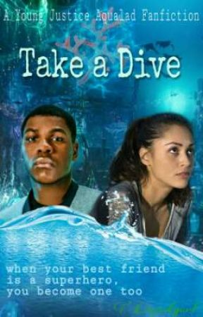 Take A Dive [AquagirlxAqualad] by Lizardgurl