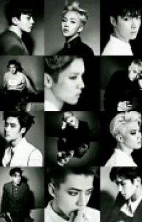 Exo One Shots /editing/ by jocolatelover