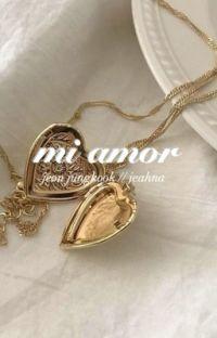 mi amor | jungkook AU cover