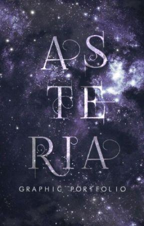Asteria ◌ Graphic Portfolio  by LavenderLily02