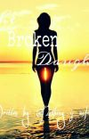 The Broken Daughter (Percy Jackson Fanfiction) cover