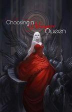 Choosing A Vampire Queen  by calikoo998