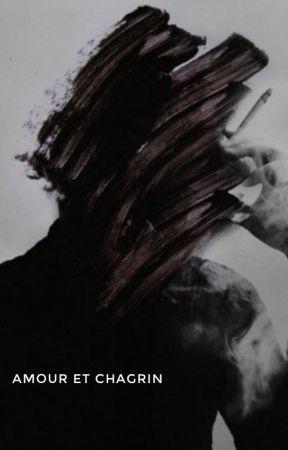 AMOUR ET CHAGRIN | SIRIUS BLACK  by reddingtons