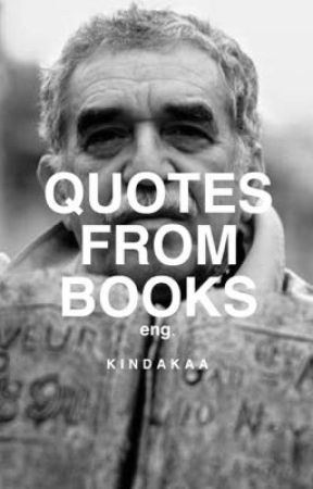 Quotes From Books - eng. by kindakaa