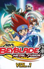 Beyblade Metal Fusion! Season 1 by SSJ4Storm