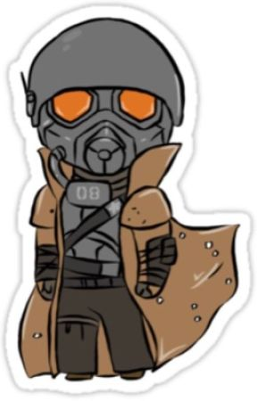 Ask or Dare Chibi Phoenix (Courier Six) by Official_Courier_Six