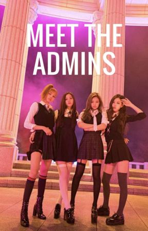 MEET THE ADMINS by k-popcommunity