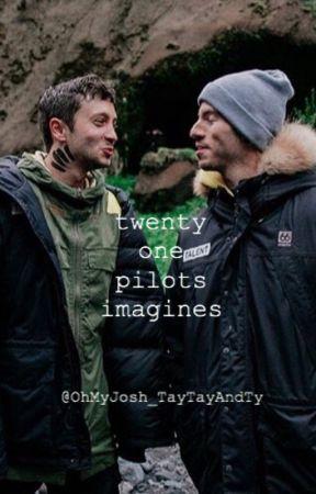 Twenty One Pilots Imagines by OhMyJosh_TayTayAndTy
