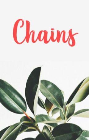 Chains || Hamilton x reader by galactacium