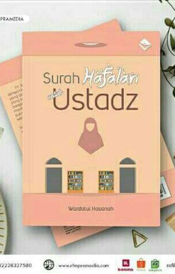 Surah Hafalan untuk Ustadz (TELAH TERBIT)