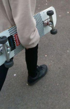 SkateBoard Gang by curxosity