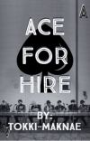 Ace For Hire // BTS Reader Insert cover