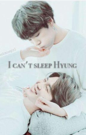 I can't Sleep Hyung | Yoonmin| +18 by PandayInyourSwag