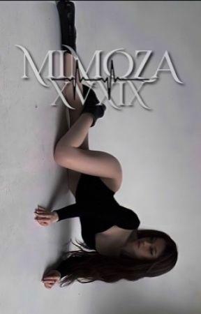 MİMOZA  (XVXIX)  by cordeliaciel