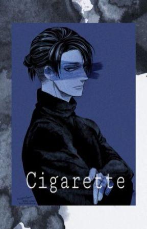 Cigarette (Os Levi) by imtoohigh