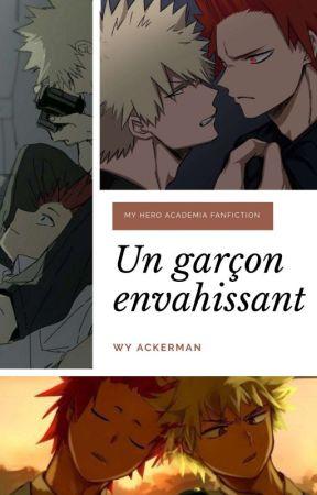 Un garçon envahissant ! | KiriBaku by WyAckerman