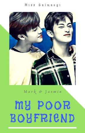My Poor Boyfriend || MarkMin by MissGalmaegi