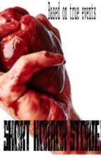 7 short horror stories by xfrankiesmithx